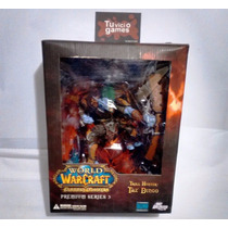 Troll Hunter Taz Dingo Premium Series 3 World Of Warcraft