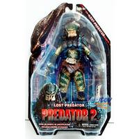 Lost Predator Predator 2 Neca
