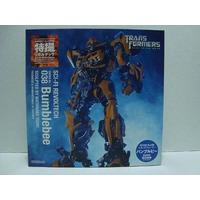 Transformers Bumblebee Sci-fi Revoltech Series 038