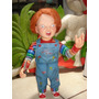 Chucky Habla Con Accesorios