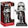 Muñeco Funko Bobble Head Star Wars Capitan Phasma -original