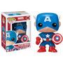 Muñeco Pop Funko - Marvel - Avengers - Capitan America