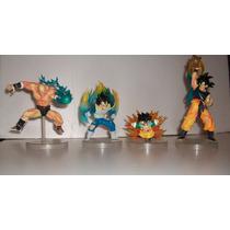 Muñecos Dragon Ball Z - Goku, Gohan, Vegeta Y Napa
