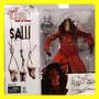 Jigsaw Killer + Marioneta + Triciclo - Saw - Rojo (pelicula