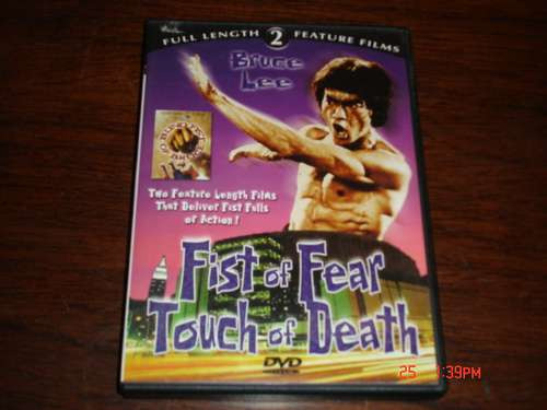 Fist Of Fear ,touch Of Death & Blind Fist Of Bruce Lee