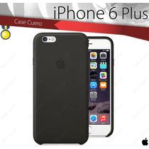 Case Cuero Iphone 6 Plus (5.5) - Protector Oficial Apple
