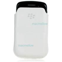 Funda Estuche Case Cuero Original Blackberry Storm 9500