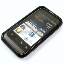 Funda Gel De Silicona Para Motorola Defy Mini Xt320