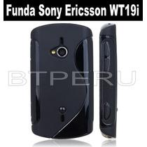 Funda Silicona Gel Sony Ericsson Xperia Live Wt19i Walkman