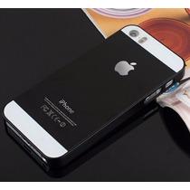 Estuche Case Cromado Iphone 4 4s + Mica + Stylus