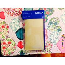 Pedido:case Estuche Nokia Lumia 925 Original Cp620