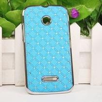 Pedido Protector Estuche Huawei Y210 Y210c Case Cromado