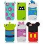 Pedido Protege Tu Iphone 5-5c Protector Silicona Minnie