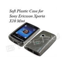 Funda Silicona Gel Case Sony Ericsson X10 Xperia Mini Skin