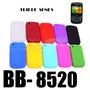 Funda De Silicona Blackberry Curve 8520 Skin Protector