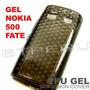 Funda Gel Para Nokia 500 Fate Protector Silicona Case Tpu