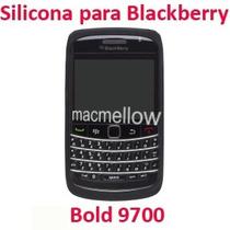 Funda Silicona Blackberry Bold 9700 9780 Case Protector
