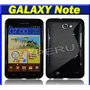 Funda Gel Galaxy Note N7000 Protector Silicona Case I9220