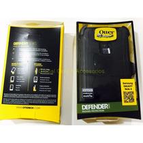 Case Galaxy Note 4 Samsung Otterbox Defender Usa Gancho