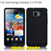 Protector De Silicona Para Samsung I9100 Galaxy S2 Ii