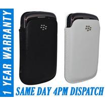 Pedido Estuche X Blackberry 9860 Original Blanco O Negro