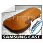 Funda Cuero Galaxy Samsung Ace S5830 Tipo Sobre Original