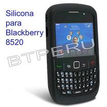 Funda Silicona Case Blackberry Curve 8520 Skin Protector