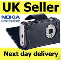 Estuche De Cuero Nokia Original Cp 191 Para Nokia N95
