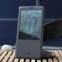 Flip Cover Huawei Ascend Mate 7 Original Negro Blanco Oferta
