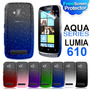 Pedido: Silicona Estuche Case 3d Lumia 610 + Mica Pantalla