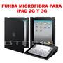 Funda Microfibra Ipad 2g 3g Importado Protector Smart Cover