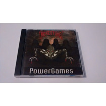 Headstone Epitaph - Power Games (power Metal)