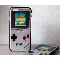 Case Carcasa Game Boy Iphone 6