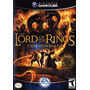 Lord Of The Rings ( Gamecube ) (wii)