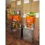 Maquina Exprimidora De Naranjas Spilman Gt-4000 Import-leon