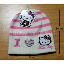 Gorras Para Niñas Hello Kitty Original Sanrio.
