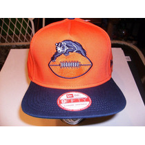 Gorra New Era Snapback 9fifty Chicago Bears Nueva Y Original