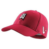 Gorra Nike Modelo Tiger Wood One Victory/red Colleccion
