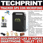 Rastreo Tracking Gps Con Audio Tiempo Real Bateria 72 Horas