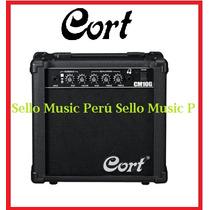 Amplificadores P/ Guitarra Y Bajo Marca Cort Ofertón Origina