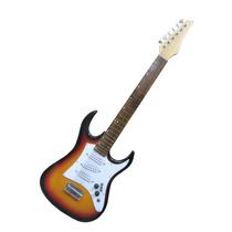 Guitarra Eléctrica C/amplificador 25 Watts,cable,funda Nuevo