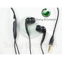 Audifonos Manos Libres Stereo Sony Ericsson Xperia Original