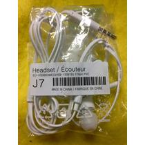 Audifono Hands-free Stereo P/samsung S5 Original Gh59-j7