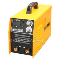 Maquina P. Soldar Inversora 220v 60hz 200amp Iw-sf200sd