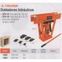 Doblador Hidraulico 12tn-16tn Truper 12883(dth-12) Y 12884(d