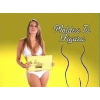 Body Slim Sauna Tronic 2 Fajas En Una Faja Brazos Piernas