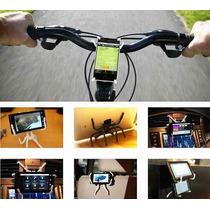 Soporte Samsung Iphone Nokia Lg Xperia Flexible Multifuncion