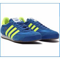 Zapatillas Adidas Dragon Gamuza Hombre Venta Inmediata Ndph