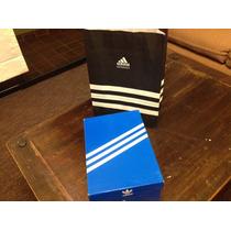 Rematazo Navidad!zapatillas Adidas Modelo Dragón Azules !!!!