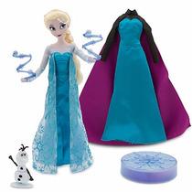 Elsa Cantante De Disney Store